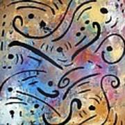 Harmony And Rain Art Print