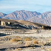 Harmony Borax Works Death Valley National Park Art Print