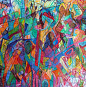 Harmony Despite Differences 1 Art Print