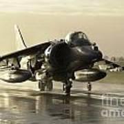 Harrier Gr7 Art Print