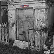 Harry T Hays Major General Lafayette Cemetery 1 Dsc05175 Art Print