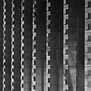 Harvey Mudd College Columns Art Print