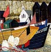 Hastings Remembered Art Print