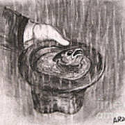 Hatful Of Rain Art Print