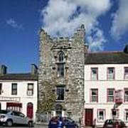 Hatch's Castle Ardee Ireland Art Print