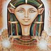 Hathor Rendition Art Print