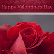 Hau'oli Ka La Aloha Kakou - Happy Valentine's Day Art Print
