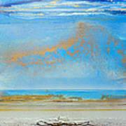 Hauxley Haven Rhythms And Blues  Art Print