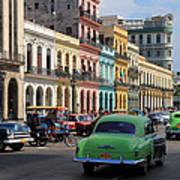 Havana 22 Art Print
