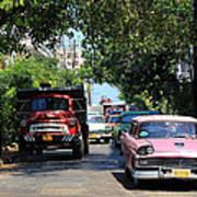 Havana 27 Art Print
