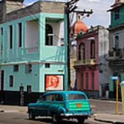 Havana 36 Art Print