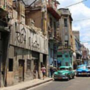 Havana 9 Art Print