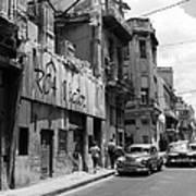 Havana 9b Art Print