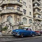 Havana Beauty Art Print