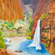 Havasupai Vista Art Print