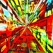 Have You Advertised In Hyperspace? Art Print