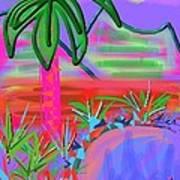 Hawaii In My Dreams Art Print