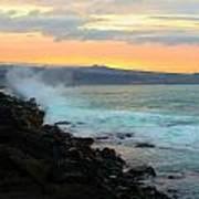 Hawaiian Landscape 15 Art Print