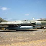 Hawker Hunter Fga 9. Fach 744 Art Print