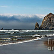 Haystack Art Print by Robert Bales