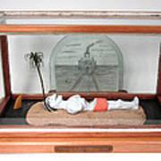 H.c. Westermann Run Over By A Death Ship Art Print