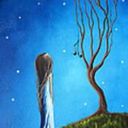 He Still Loves Her By Shawna Erback Art Print by Shawna Erback