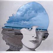 Full Of Ocean Art Print