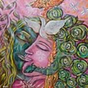 Healing Art Print