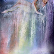 Healing Waters Art Print