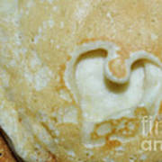 Heart Cakes Art Print by Mindy Bench