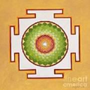 Heart Chakra Art Print