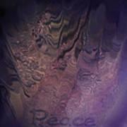 Heart Of Peace Art Print
