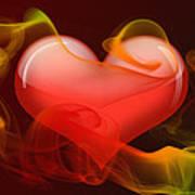 Heartbeat 4 Art Print