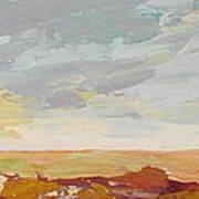 Heartland Series/southwest Art Print