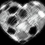Heartline 10 Print by Will Borden