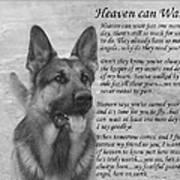 Heaven Can Wait Art Print