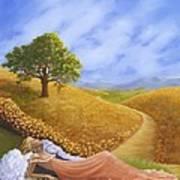 Heaven On Earth Art Print