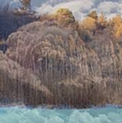 Heavenly  Landscape Art Print