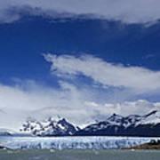 Heavenly Perito Moreno Glacier Art Print