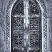 Heaven's Gate Bw Art Print