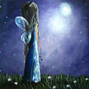 Heaven's Little Helper By Shawna Erback Art Print