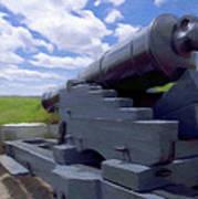Heavy Artillery Art Print