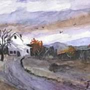 Hebo Farmhouse Art Print