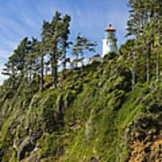Heceta Head Lighthouse 1 A Art Print