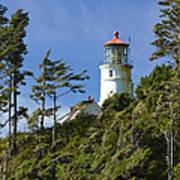 Heceta Head Lighthouse 1 B Art Print