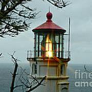 Heceta Head Lighthouse Art Print
