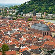 Heidelberg Deutschland Germany Art Print