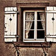 Heidelberg Window Art Print