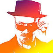 Heisenberg -13 Art Print