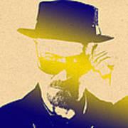 Heisenberg - 4 Art Print